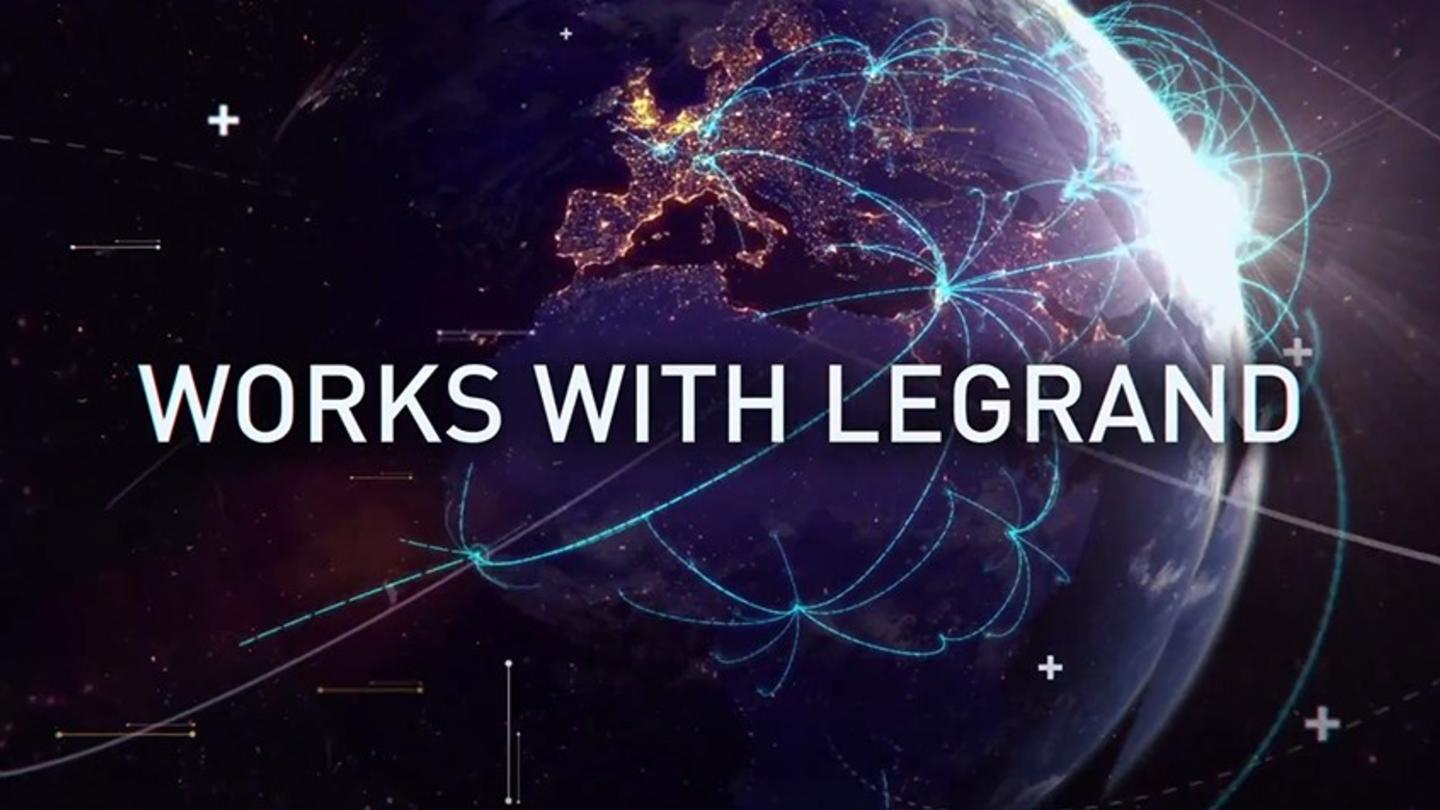 Works with Legrand