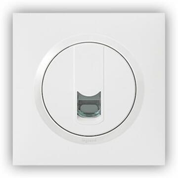 dooxie carre blanc rj45 350x350