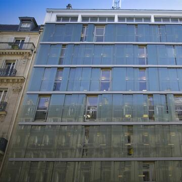 Solutions projets Bureau, tertiaire Europa Group à Paris