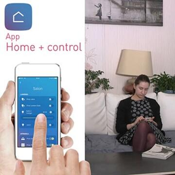 comment installer un interrupteur connect option variateur c liane with netatmo espace. Black Bedroom Furniture Sets. Home Design Ideas