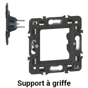 support et griffe fixation 350x350