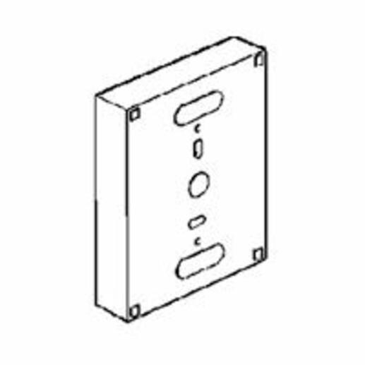 Platine disjoncteur d'abonné pour coffret capacité mini référence 001308