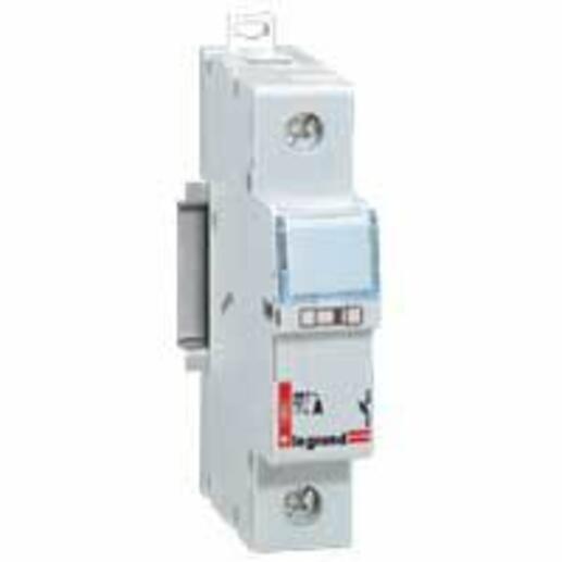 Coupe-circuit 1P pour cartouche cylindrique domestique 10A