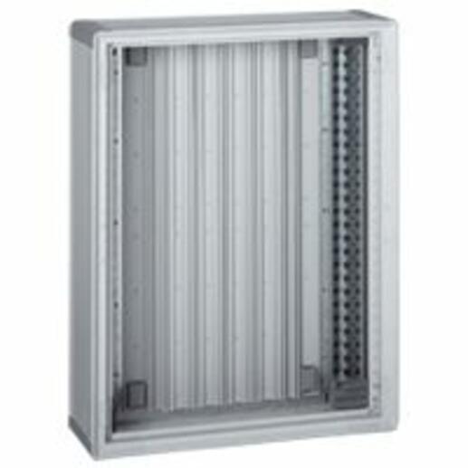 Coffret de distribution isolant à équiper XL³400 - 600x575x175mm - classe II