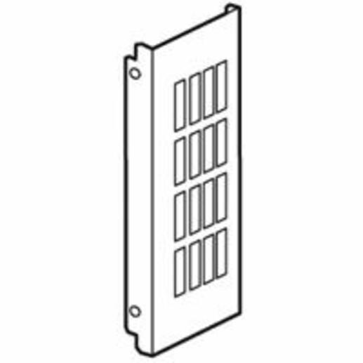 Séparation verticale latérale pour DPX³1600 pour armoire hauteur 2000mm pour formes XL³