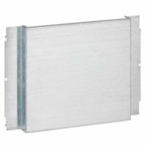 Platine universelle fixe pleine pour XL³4000 et XL³800 - largeur 850mm et hauteur 400mm