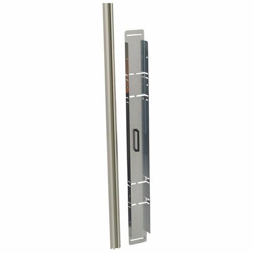 Kit de séparation verticale entre armoire et gaine à câbles pour armoire profondeur 475mm pour formes XL³