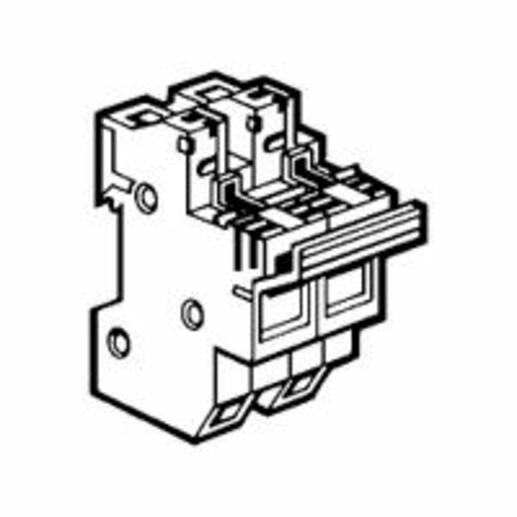 Coupe-circuit sectionnable SP51 pour cartouche industrielle 14x51mm - 2P