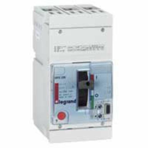 Disjoncteur électronique DPX250 pouvoir de coupure 36kA 400V~ - 3P - 40A