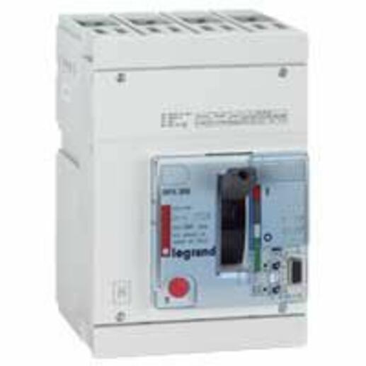 Disjoncteur électronique DPX250 pouvoir de coupure 70kA 400V~ - 4P - 250A