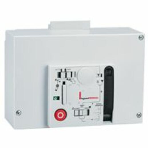 Commande motorisée pour DPX³1600 jusqu'à 1250A - 230V~ ou 230V=