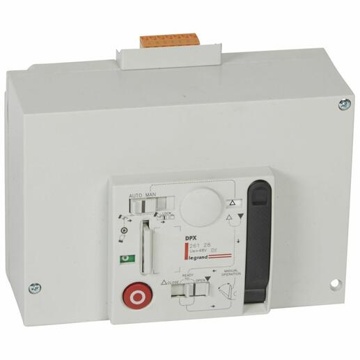 Commande motorisée pour DPX³1600 In 1600A - 48V~ ou 48V=