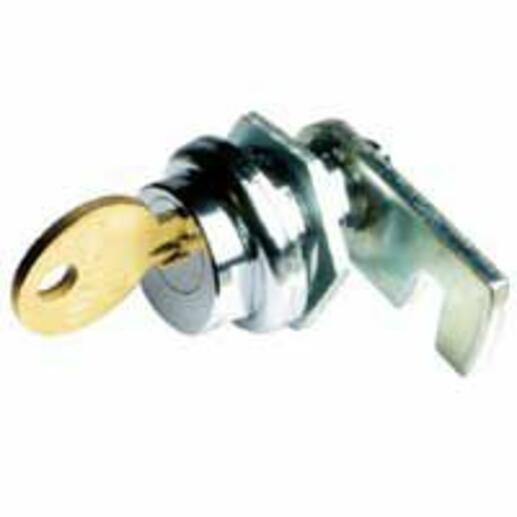 Serrure de verrouillage à 1 clé plate pour DPX³1600 , DPX³630 ou DPX250 débrochable