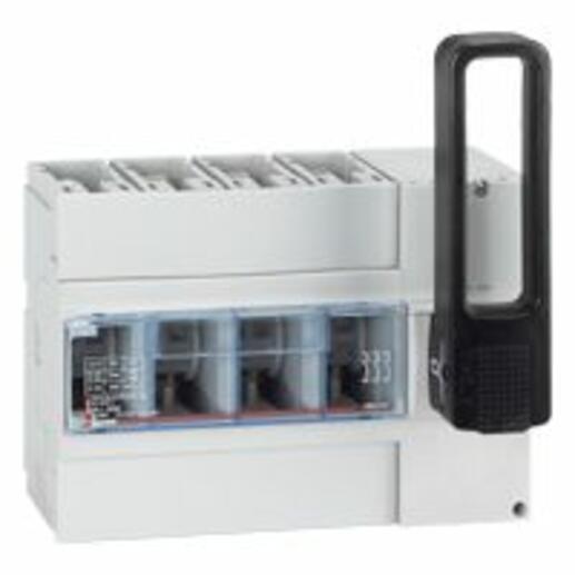Interrupteur-sectionneur DPX-IS250 sans déclenchement avec commande frontale - 3P - 250A