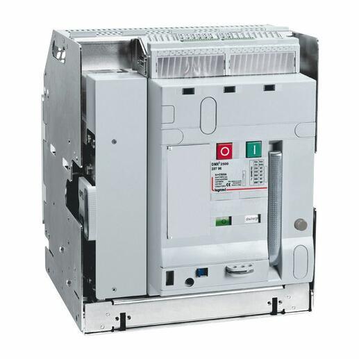 Interrupteur ouvert DMX³-I2500 débrochable taille 1 - 4P - 2500A