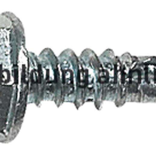 Vis M6-10 HF avec rondelle contact