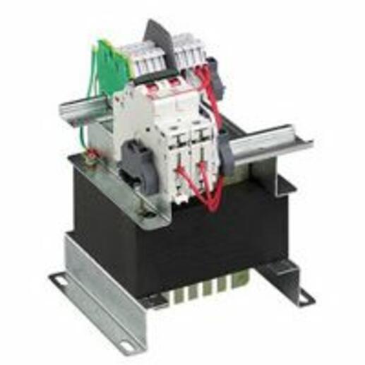 Transformateur CNOMO TDCE version I pour circuit de commande primaire 230V à 400V et secondaire 24V - 400VA