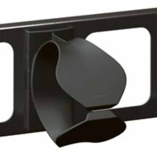 Bracelet guide-câbles 2U plastique LCS² - section utile 4070mm²