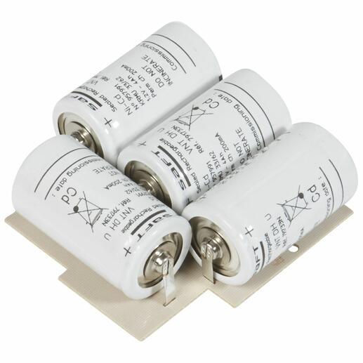 Batterie Ni-Cd - pour BAES d'ambiance SATI évolutifs