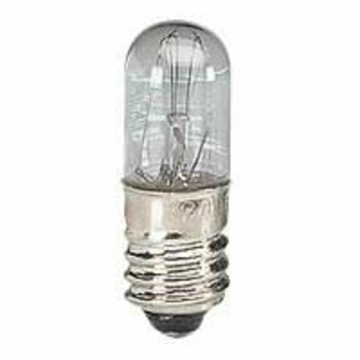 Lampe E10 230V 3W ou 4W pour voyant de signalisation