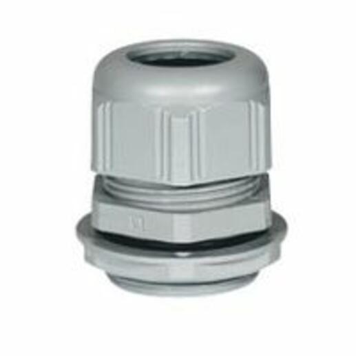 Presse-étoupe plastique IP68 PG16 RAL7001