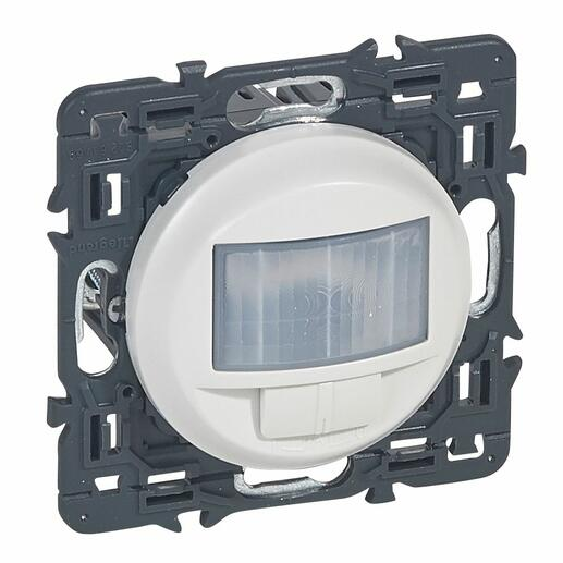 Interrupteur automatique Céliane - 400W toutes lampes - Blanc
