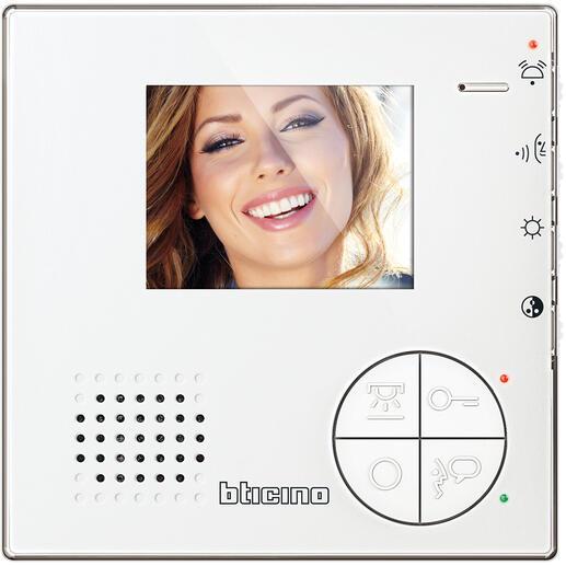 Poste intérieur vidéo Classe 100 V12B