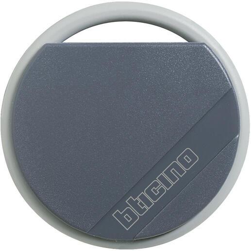 Badge de proximité résidents 13,56MHz couleur noir