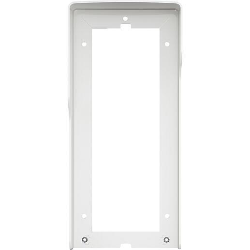 Visière anti-pluie Sfera New 3 modules Allwhite
