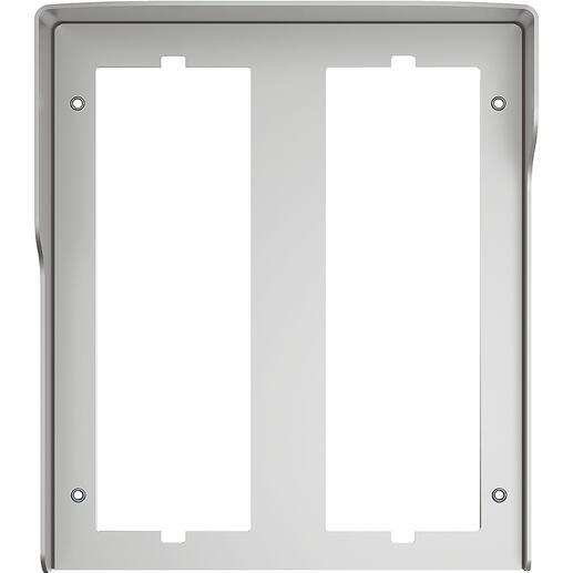 Visière anti-pluie Sfera New 6 modules Allmetal