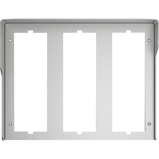 Visière anti-pluie Sfera New 9 modules Allmetal