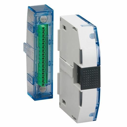 Bloc de connecteurs pour auxiliaires pour DPX³250 ou DPX³160 extractible