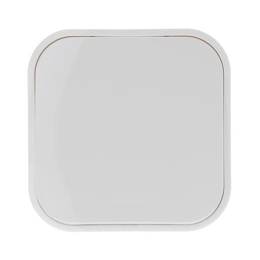 Interrupteur ou va-et-vient saillie Profil Eco - Blanc