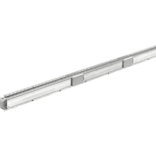 Elément droit de canalisation d'éclairage LBplus LBB256 - 25A - 6 conducteurs / 4+4 prises - 3 mètres