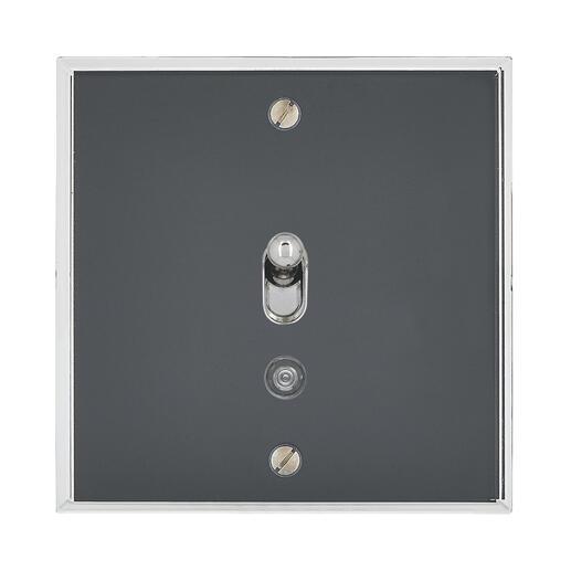 Art d'Arnould univers Mémoire va-et-vient ou interrupteur lumineux à levier 10A - cristal