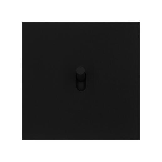 Art d'Arnould univers Epure poussoir 6A - noir mat