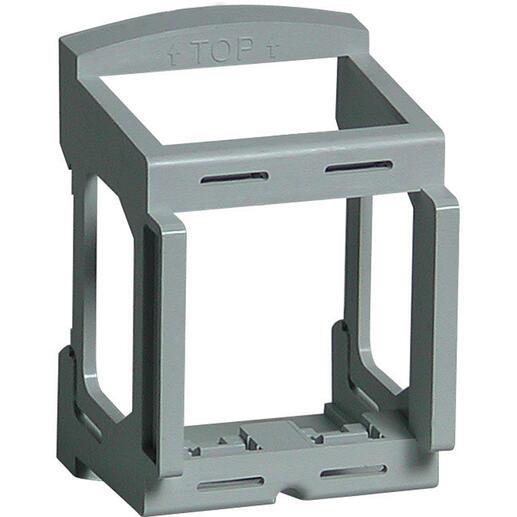 Adaptateur Livinglight pour fixation sur guide DIN35