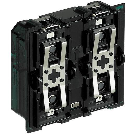 Commande 1 ou 2 fonctions pour lumière ou volets MyHOME BUS Axolute