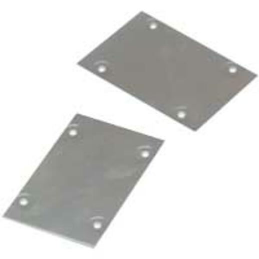 Jeu de 2 plaques de renforcement plates pour XL³6300 et XL³4000