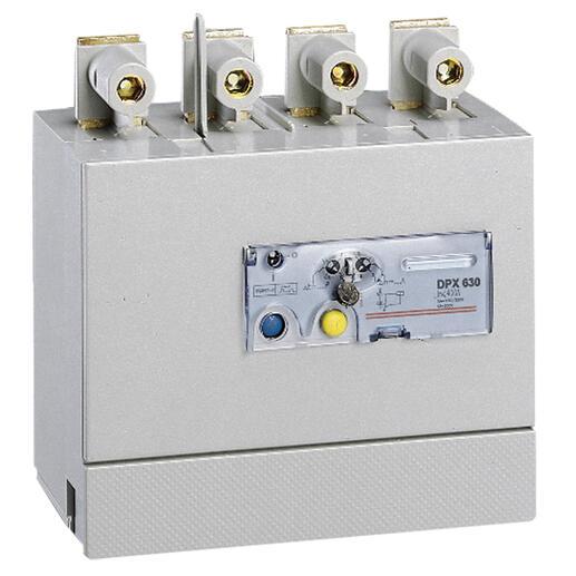 Bloc différentiel électronique pour DPX³-I630 , DPX³630 et DPX³400AB 4P 630A maximum