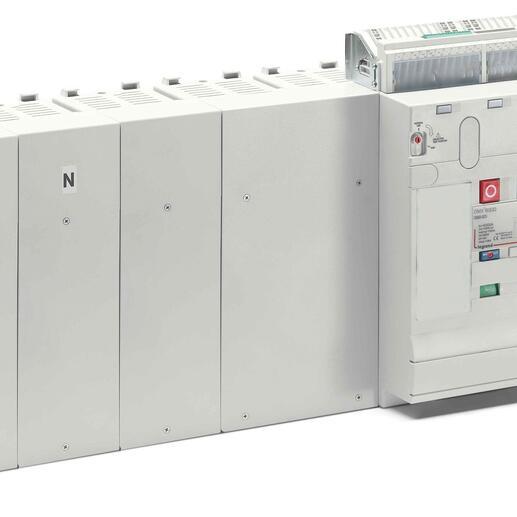 Interrupteur ouvert DMX³-I6300 fixe taille 3 - 4P - 6300A