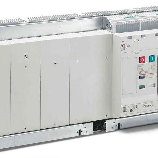 Interrupteur ouvert DMX³-I6300 débrochable taille 3 - 4P - 6300A