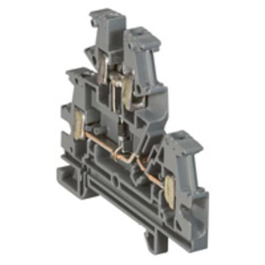 Bloc de jonction à fonction à vis Viking3 avec 2 jonctions 2 étages à diode