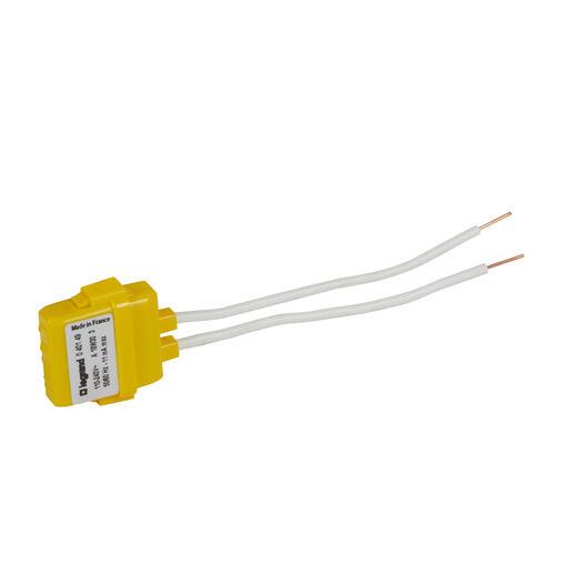 Compensateur actif pour commandes éclairage 2 fils sans neutre