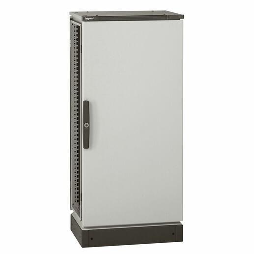 Armoire Altis assemblable métal IP55 IK10 - 2000x800x800mm - RAL7035