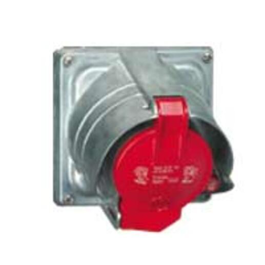 Prisinter fixe Hypra IP44/55 63A - 380V~ à 415V~ - 3P+T - métal