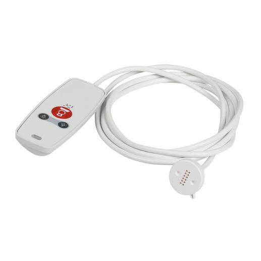 Manipulateur antimicrobien pour appel infirmière SCS et commande d'éclairage IP67