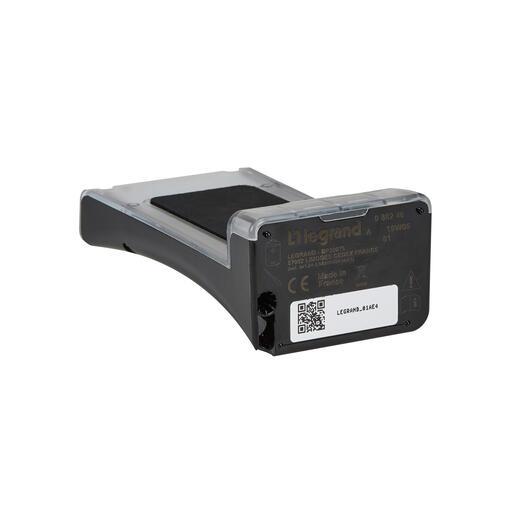 Passerelle de configuration pour paramétrage des hublots, des détecteurs et des blocs d'éclairage de sécurité