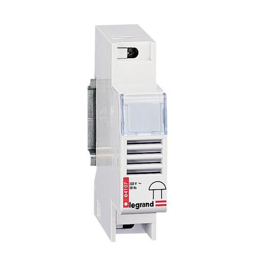 Sonnerie 230V~ - 79 dB - 1 module