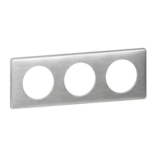 Plaque Céliane - Métal Aluminium - 3 postes